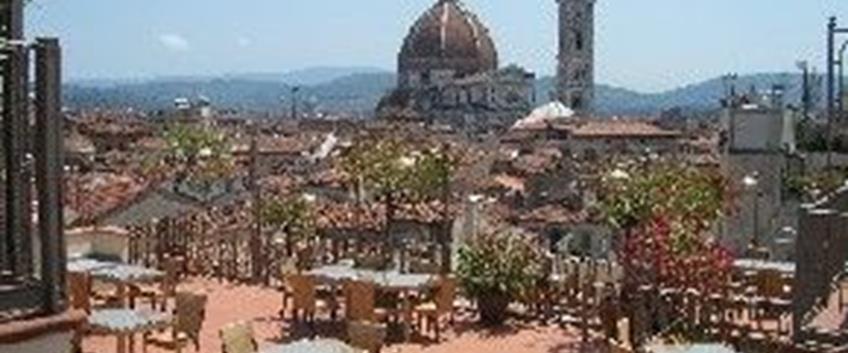 Cene Di Lavoro E Cocktail D Atmosfera Alla Terrazza Brunelleschi