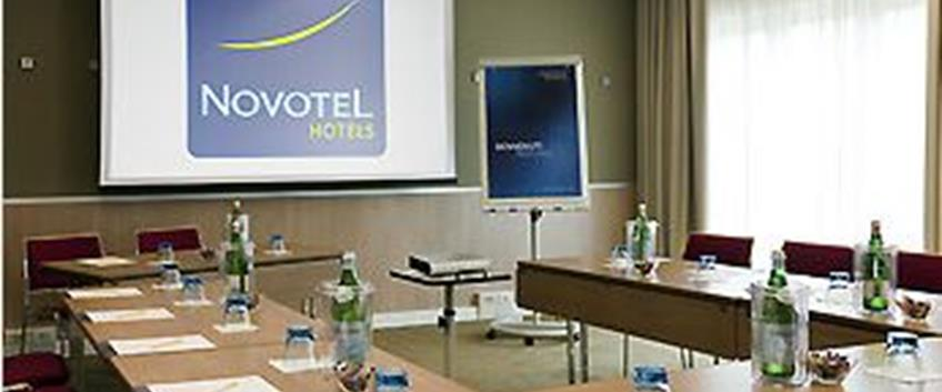 Novotel promuove i meeting