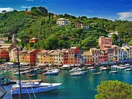 Meeting hotels in Genoa and Portofino