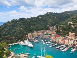 Conference venues in Genoa and Portofino