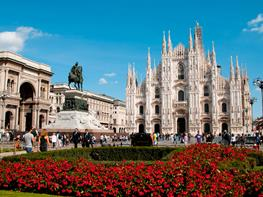 Meeting hotels in Milan
