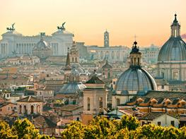 Meeting hotels in Rome