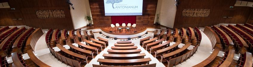 AUDITORIUM ANTONIANUM (DESK 3)