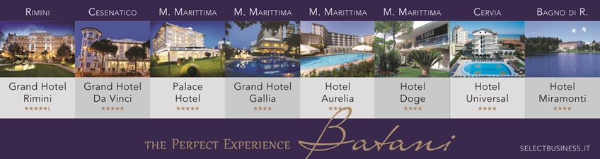BATANI SELECT HOTELS (DESK 6)