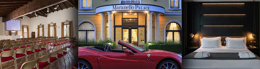 HOTEL MARANELLO PALACE (DESK 30)
