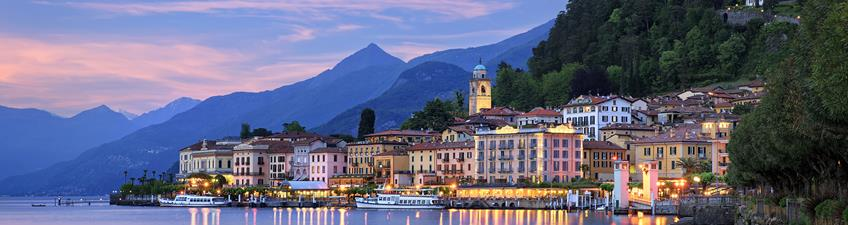 LAKE COMO CONVENTION BUREAU (DESK 34)