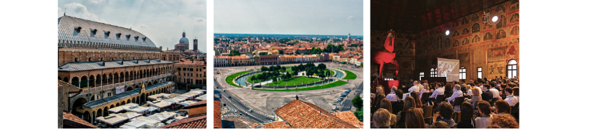 PADOVA CONVENTION & VISITORS BUREAU (DESK 41)