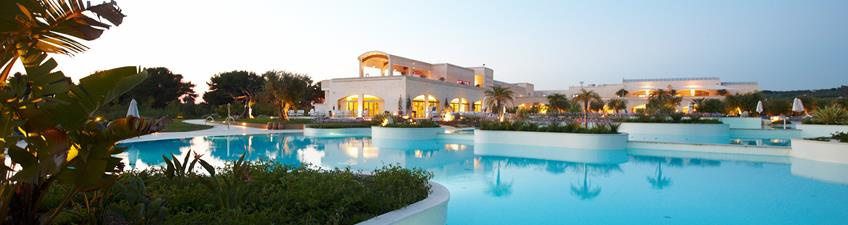 VIVOSA APULIA RESORT  - WHERE EXCLUSIVE MEETS ALL INCLUSIVE (DESK 51)
